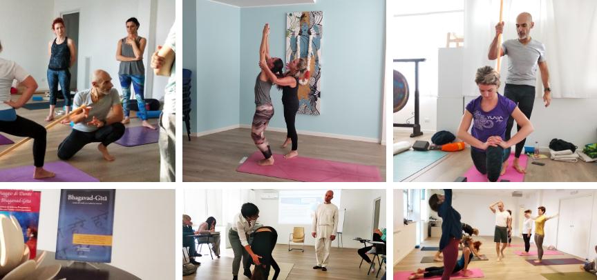 Educazione Continua Yoga Treviso